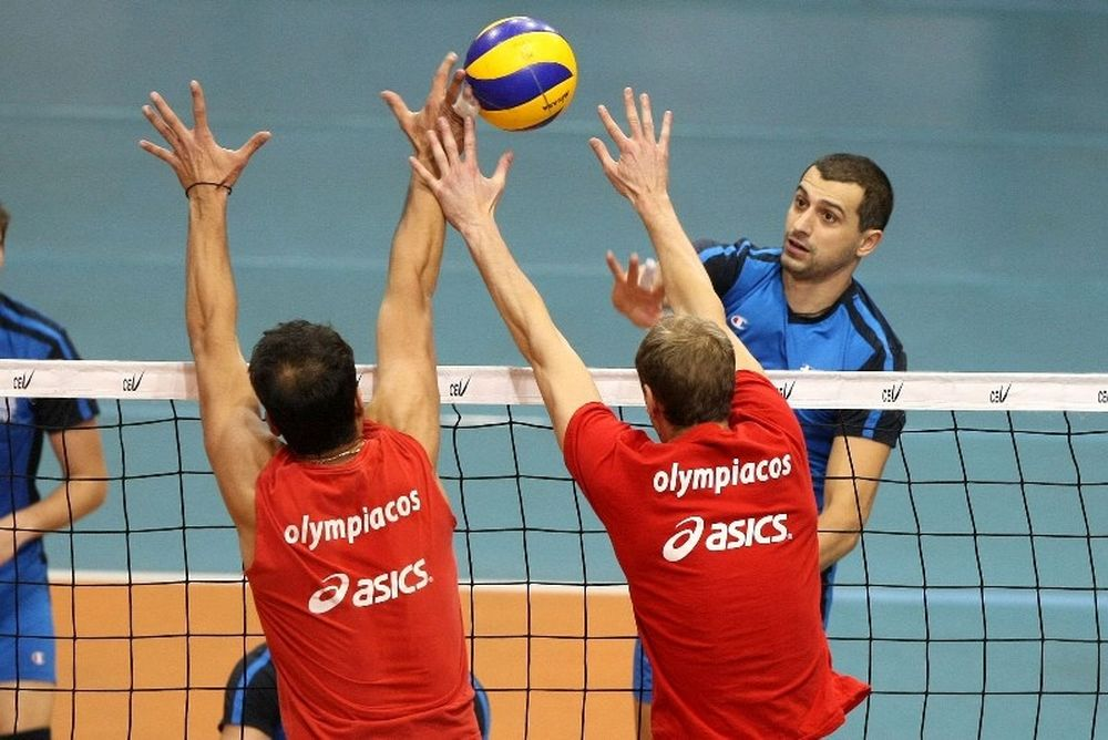 Η Εθνική... δάνεισε τον Ολυμπιακό και τον νίκησε
