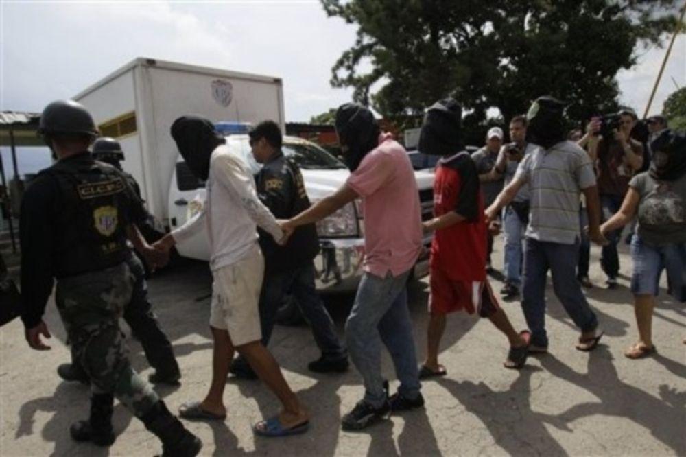 Στις οκτώ συλλήψεις έφθασαν οι αρχές της Βενεζουέλας