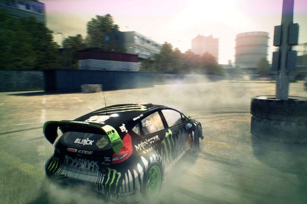Ζήστε την εμπειρία οδήγησης στο WRC !
