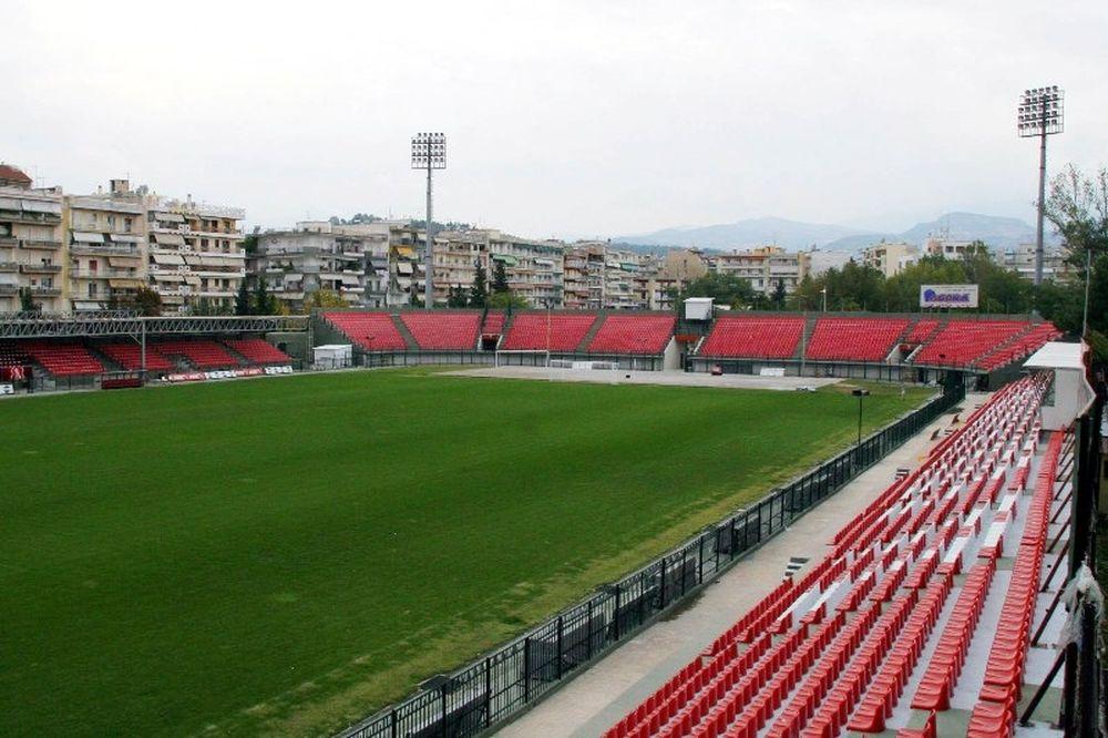 Πρόβλημα με το πέταλο στο γήπεδο των Σερρών