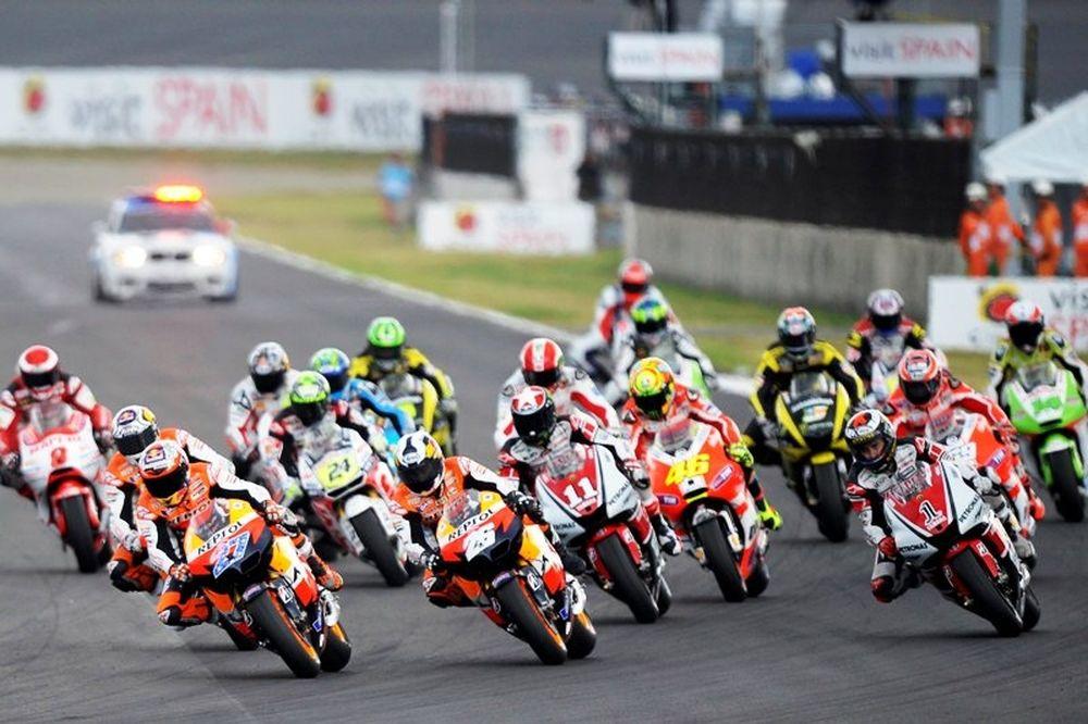 MotoGP: Αλλαγές στους κανονισμούς των δοκιμών