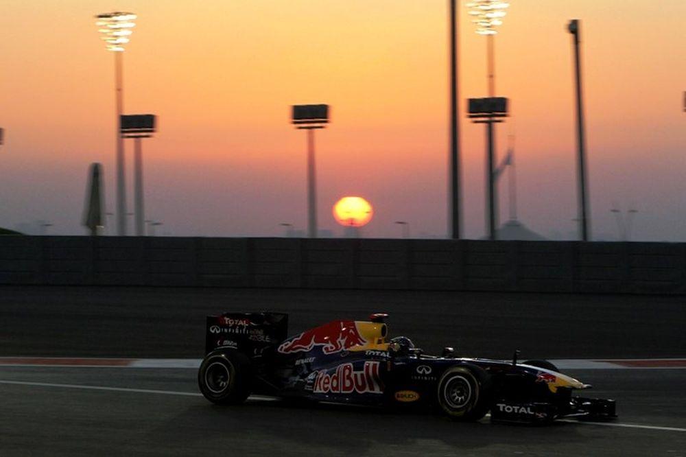 F1 Άμπου Νταμπι Δοκιμές νέων οδηγών (τέλος)