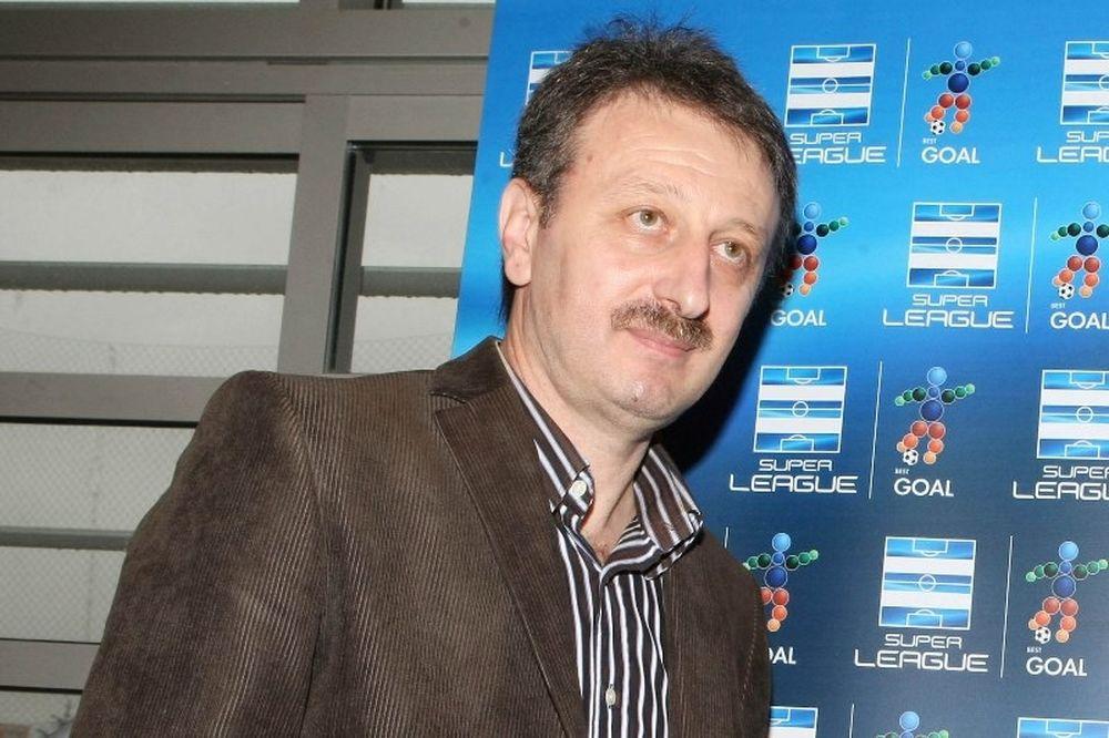Τσιαντάκης: «Δεν φοβάμαι τον Ολυμπιακό»