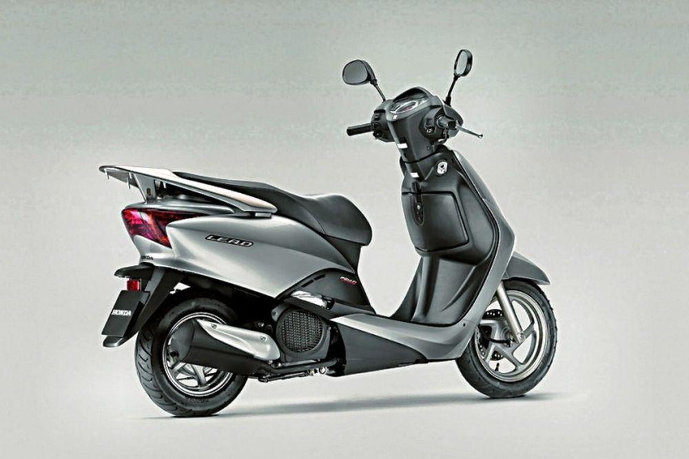 Ανάκληση σε scooter Honda