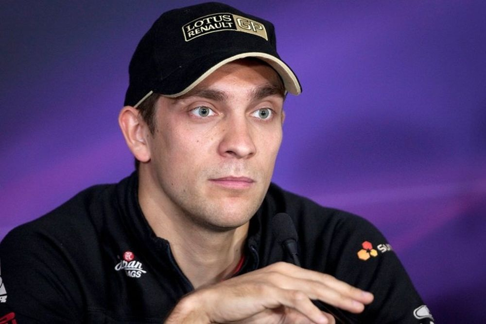 F1: Ο Πετρόβ το... μετανιώνει