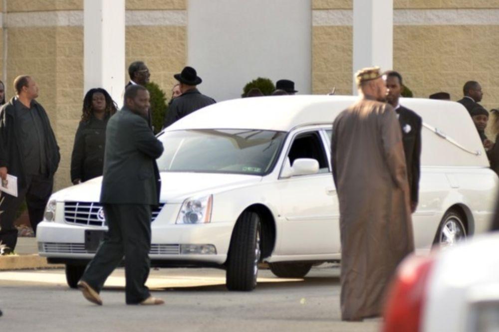 Η κηδεία του Frazier