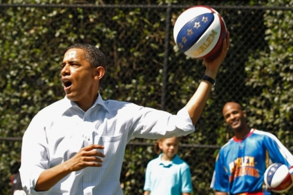 Στο πλευρό του Obama οι NBAερς