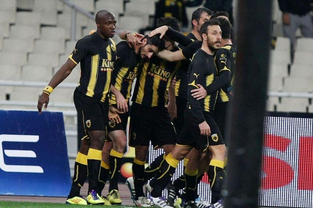 Video: AEK - Αστέρας Τρίπολης 2-0 (φάσεις και γκολ)