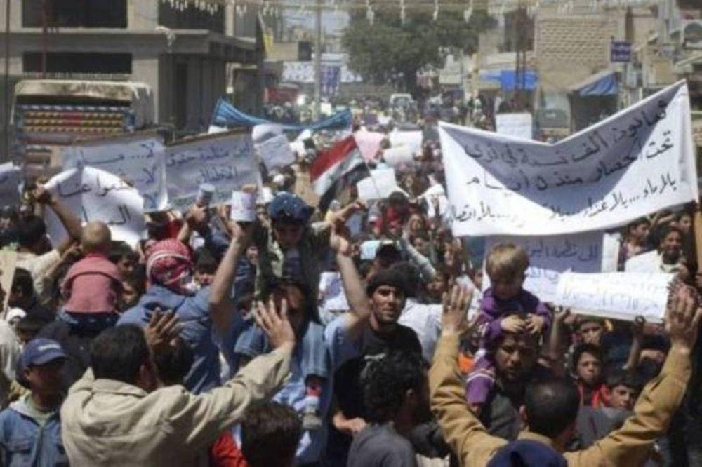 Εννέα νεκροί από συγκρούσεις στη Συρία