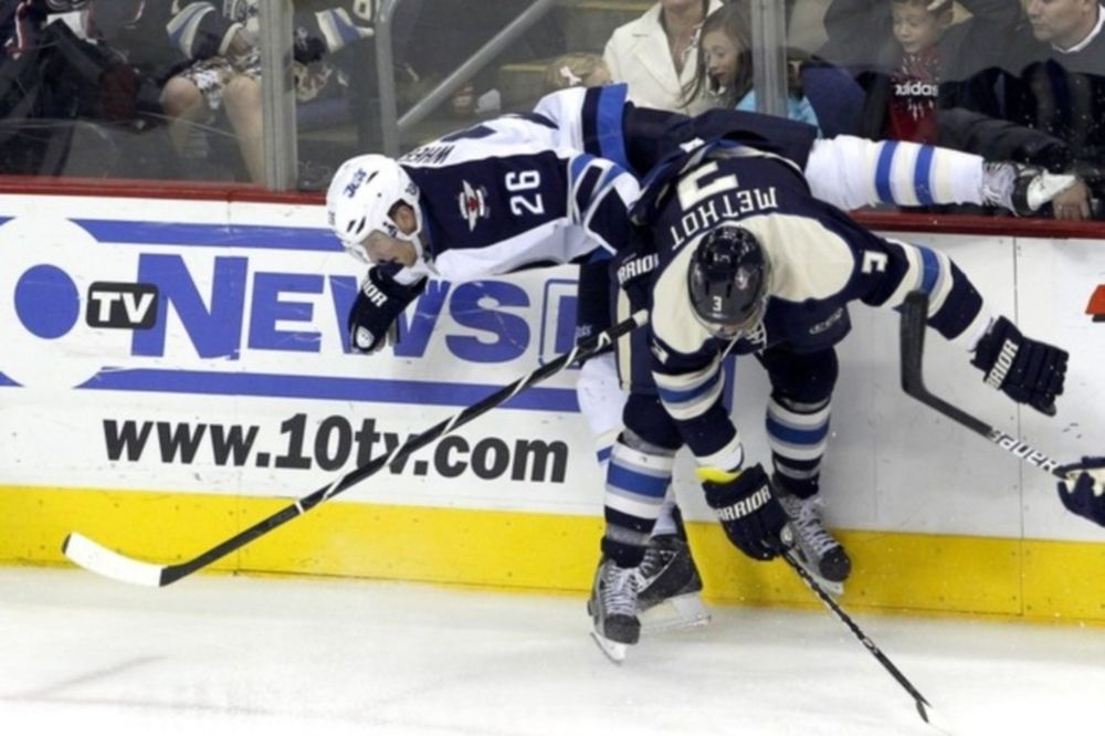 Έτσι... χτυπάνε στο NHL