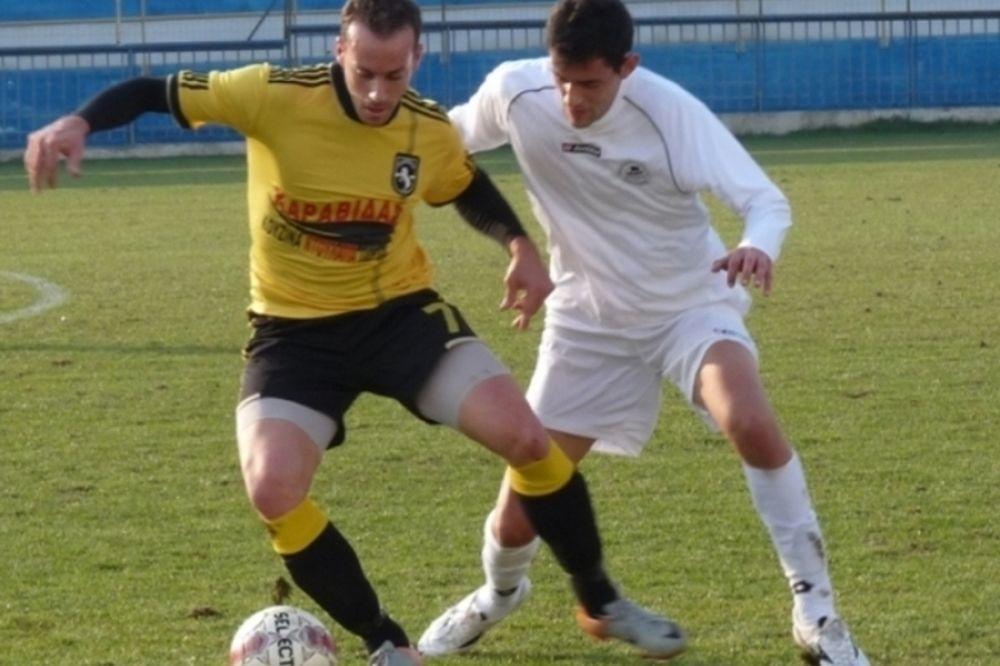 Πύρασος Ν. Αγχιάλου - Α.Ε. Μουζακίου 1-0