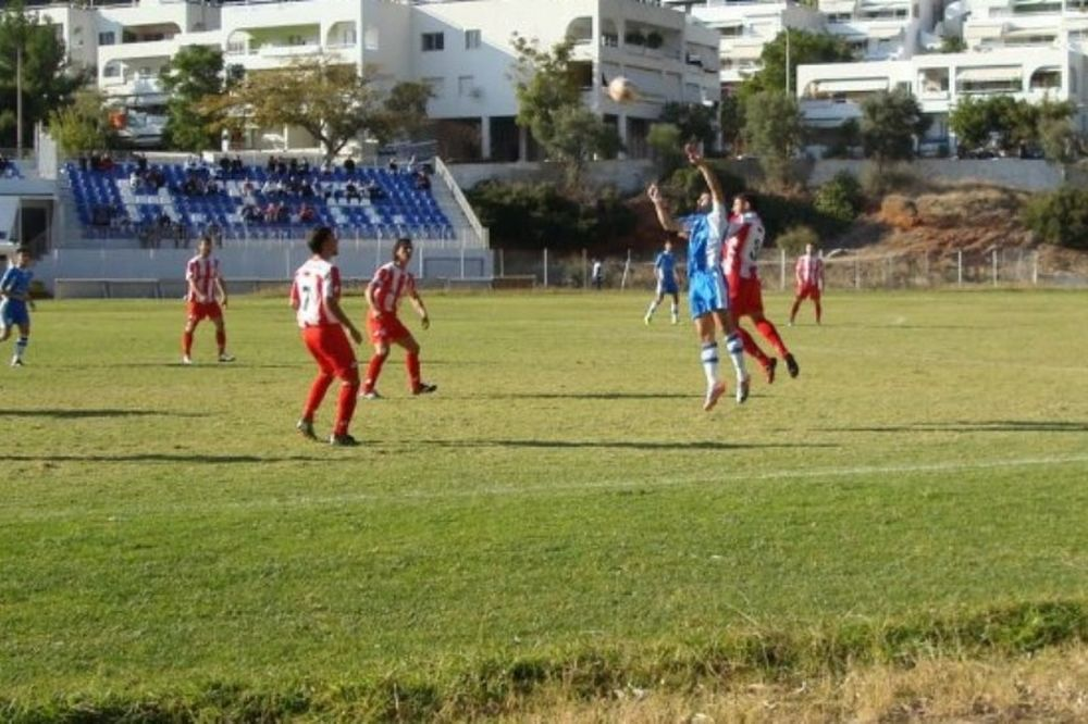 Μανδραϊκός - Πανναυπλιακός 2011 4-0