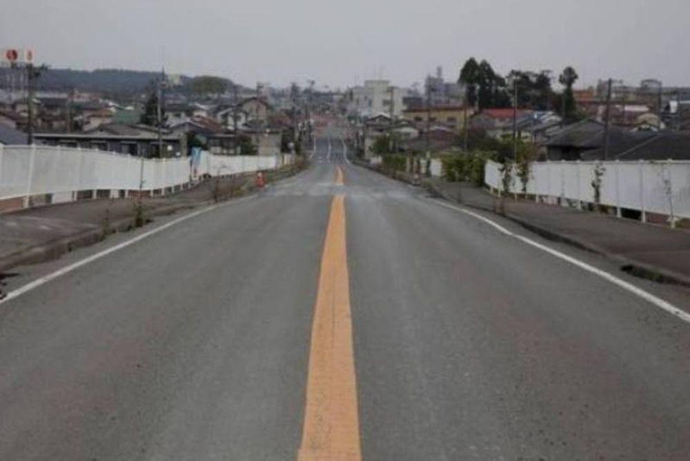 Φουκουσίμα: Μια περιοχή φάντασμα