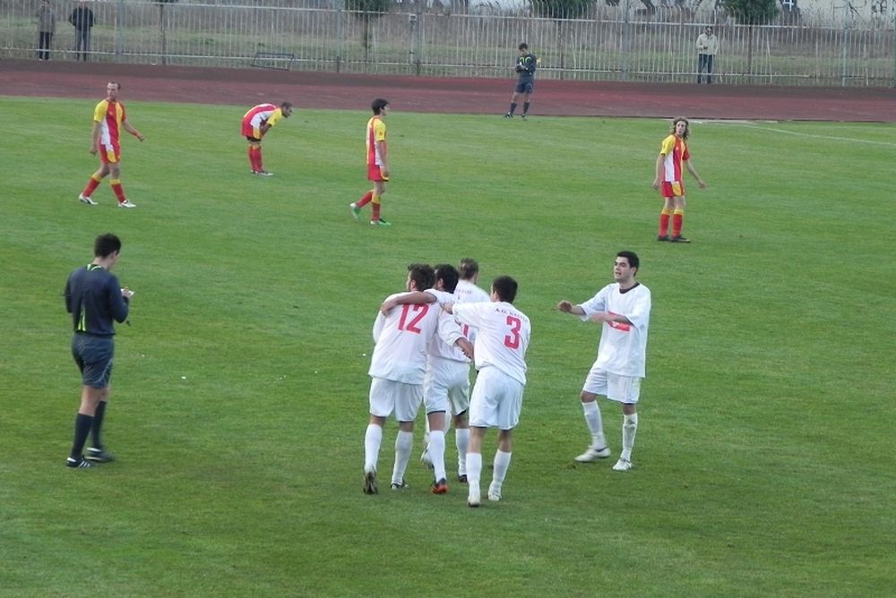 Καστοριά- ΑΟ Κάστωρ 0-1