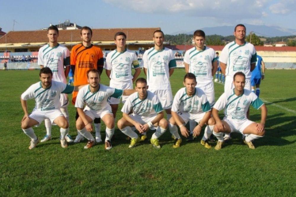 Αμπελωνιακός - ΑΠΟΚ Βελούχι 0-0