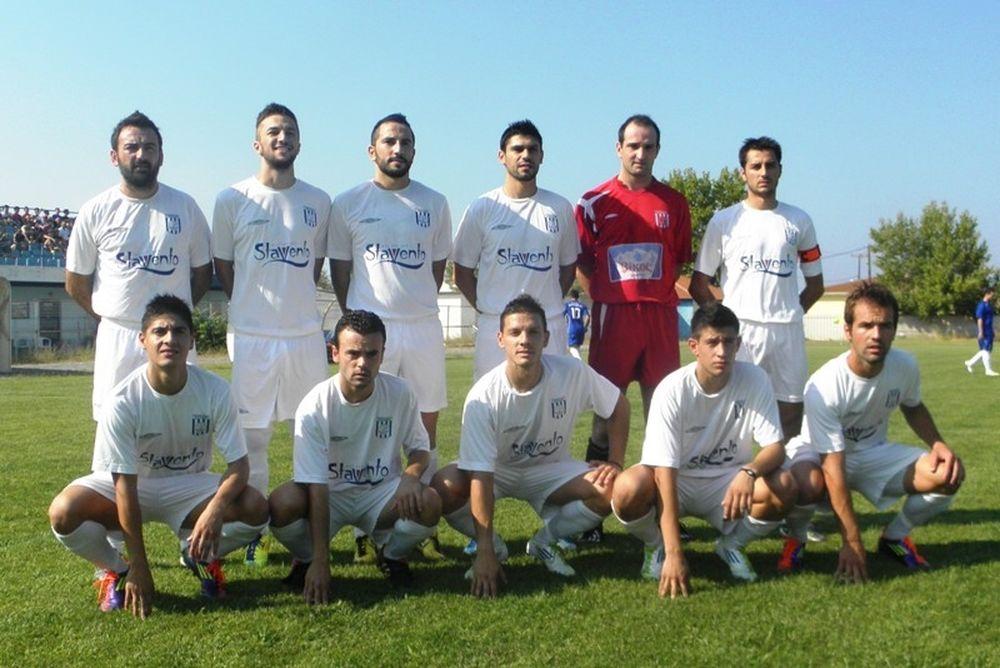 Ακαδημία Πλαταμώνα-Νάουσα 0-0