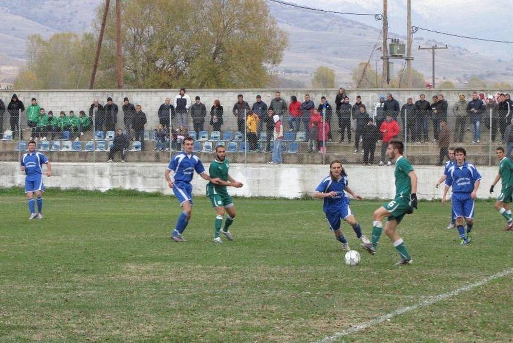 ΠΑΟΚ Αλεξάνδρειας-Ακρίτας Αχλάδας 3-3