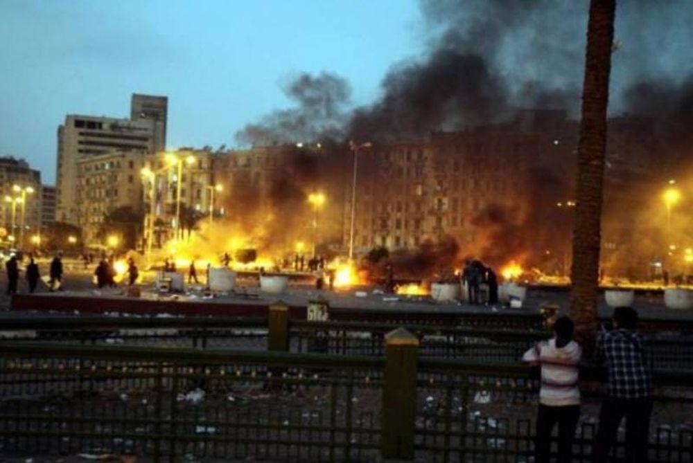 Αίγυπτος: Οι συγκρούσεις σε εικόνες...
