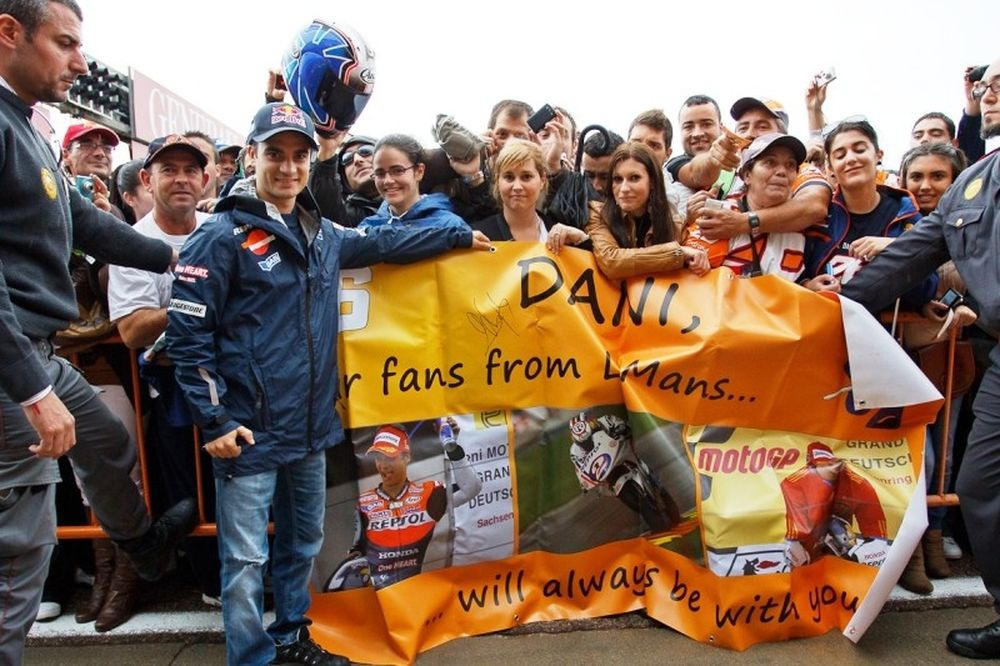 MotoGP : Σε δίλλημα ο Πεντρόζα