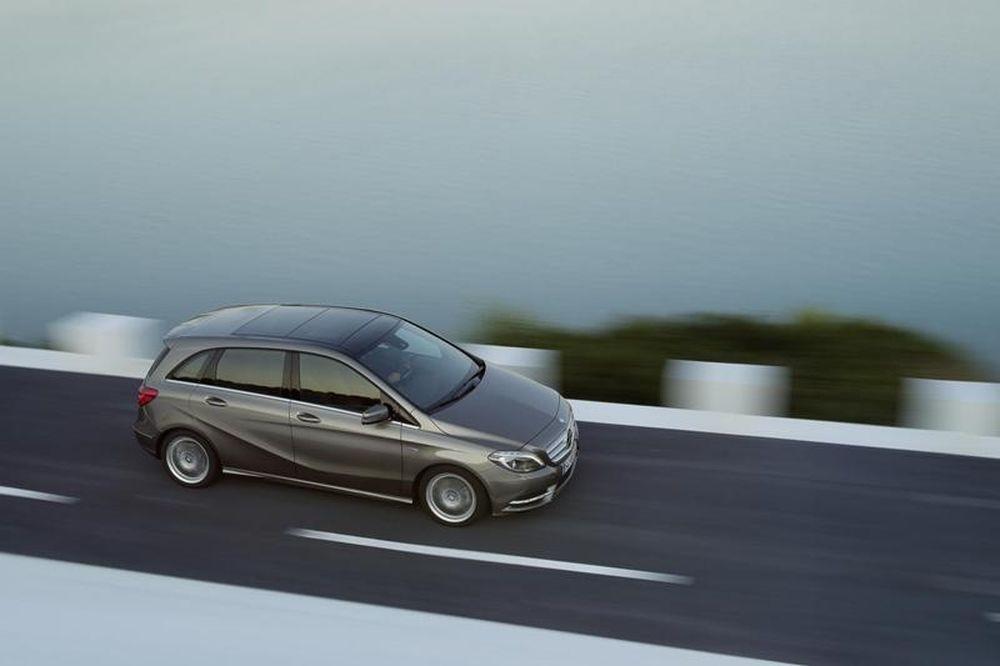 Νέα  Mercedes B – Class