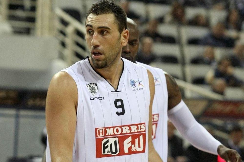 Ντικούδης: «Να παίξουμε μπάσκετ»