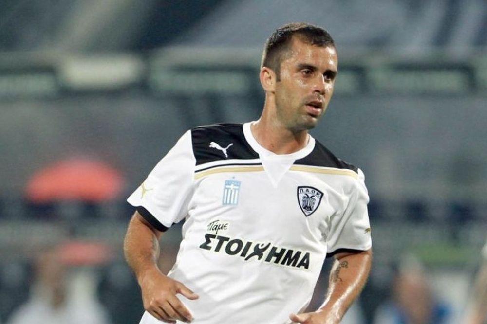 Σπαντάτσιο: «Θέλω να πετύχω κι άλλα γκολ με τον ΠΑΟΚ»