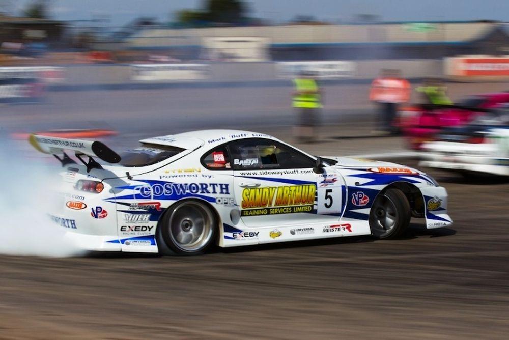 Βρετανικό πρωτάθλημα Drift 2011