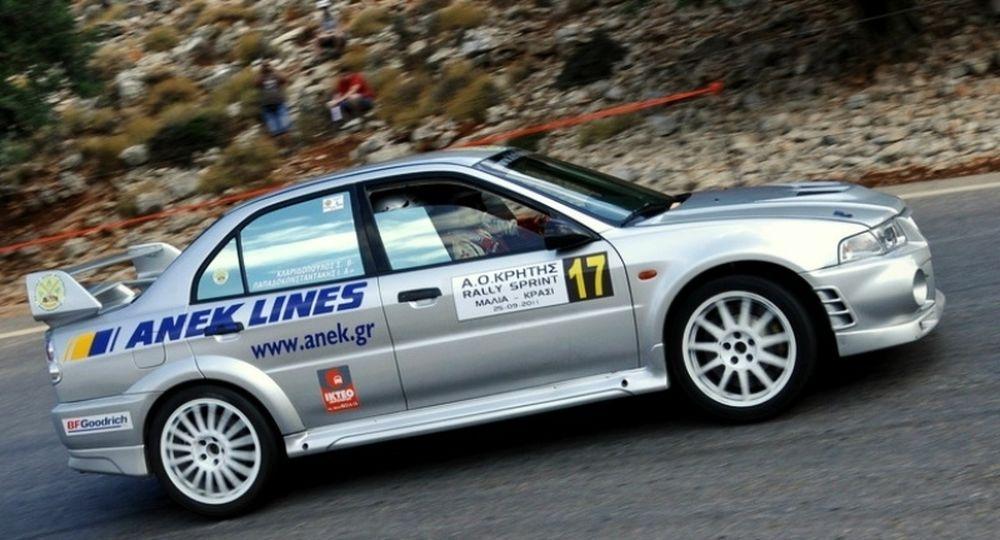 Κύπελλο Rally Sprint Κρήτης