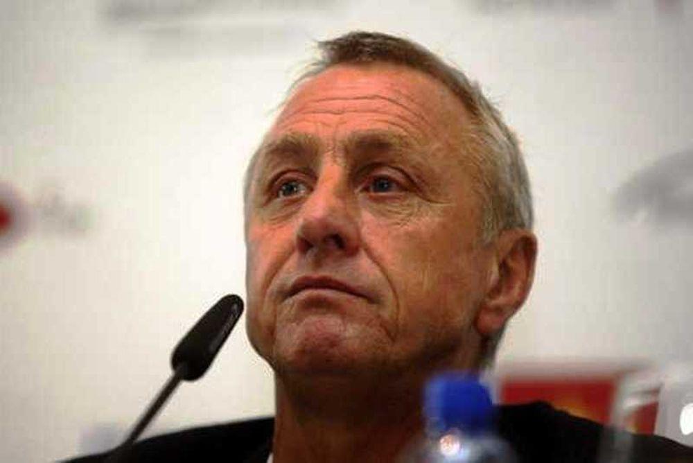 Ντάβιντς: «Δεν είπα ρατσιστή τον Κρόιφ»
