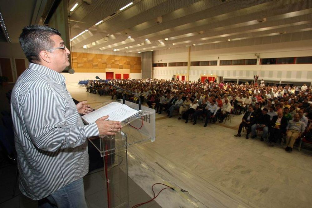 Ξανθόπουλος: «Ξέρουμε ότι θα χάσουμε αλλά θέλουμε διαφάνεια»