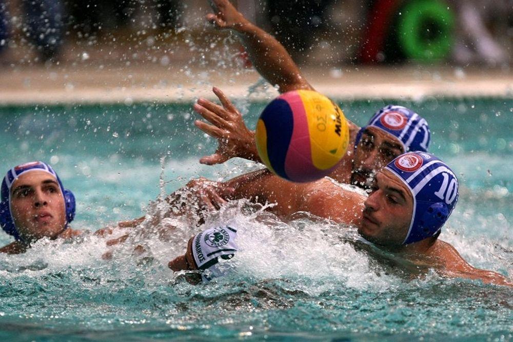 Ο Ολυμπιακός το ντέρμπι και το λάθος του Κουντουδιού (photos+videos)