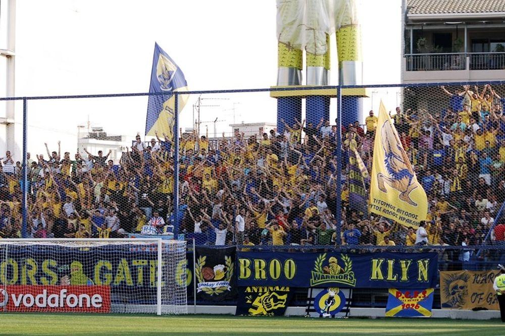 «Εξαφανίστηκαν» τα εισιτήρια για ΑΕΚ στο Αγρίνιο!