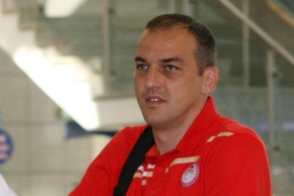 Κοβάσεβιτς: «Στη Μασσαλία για τη νίκη ο Ολυμπιακός»