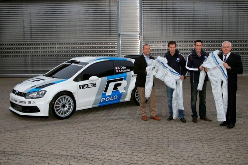 WRC: Ο Σεμπαστιάν Οζιέ στην Volkswagen