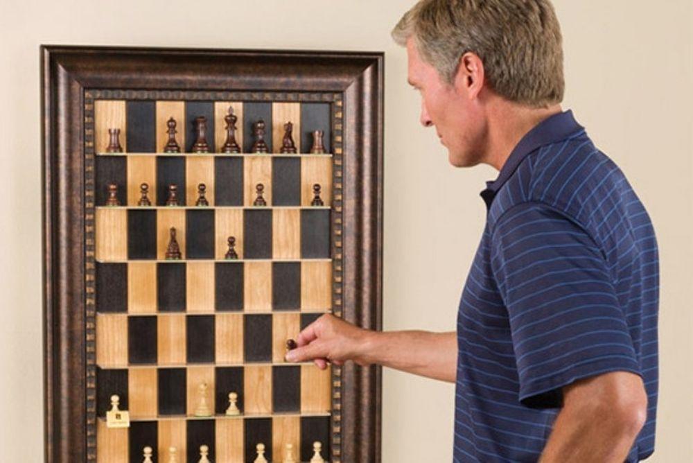 Είσαι για ένα σκάκι στα όρθια;