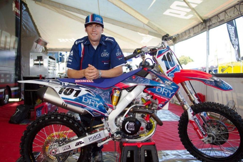 Motocross: Ο Τόουνλεϊ στην Αυστραλία