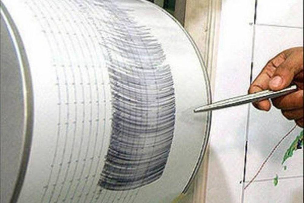 Σεισμός 5,1 Ρίχτερ νότια της Ιεράπετρας