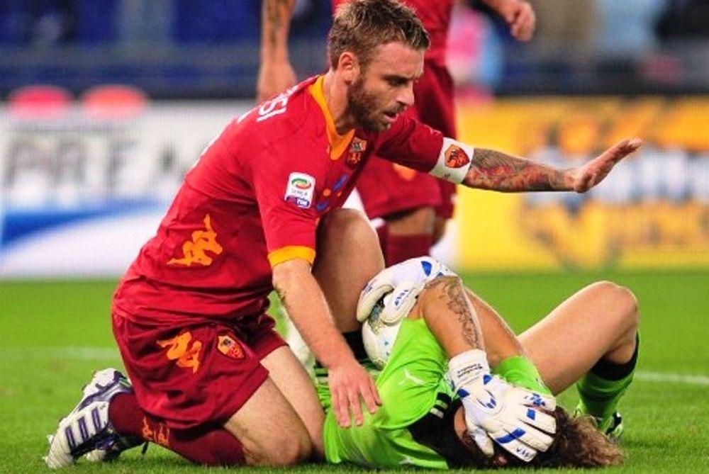 Ντε Ρόσι: «Το μέλλον μου στη Ρόμα»