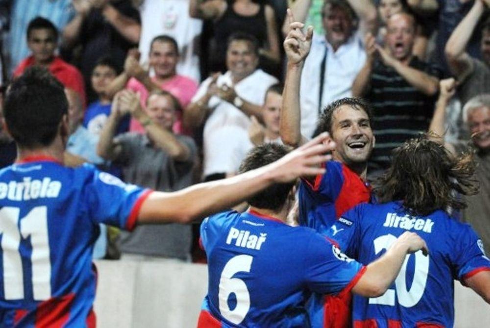 Στο Europa League η Πλζεν
