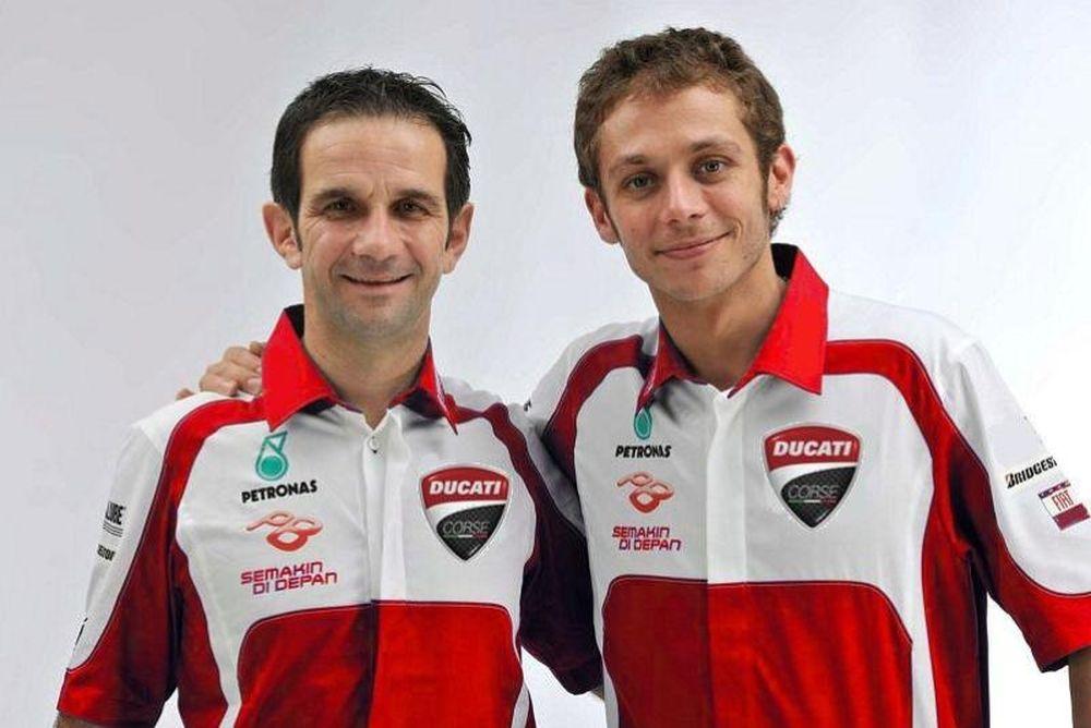 MotoGP Ντ.Μπρίβιο: «Ο Στόνερ δεν εξέλιξε τη Ducati»