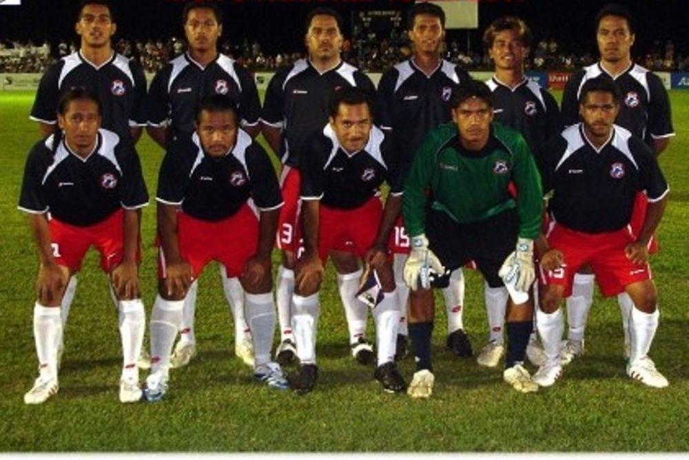 Πρώτη νίκη σε 17 χρόνια για την Αμερικανική Σαμόα!