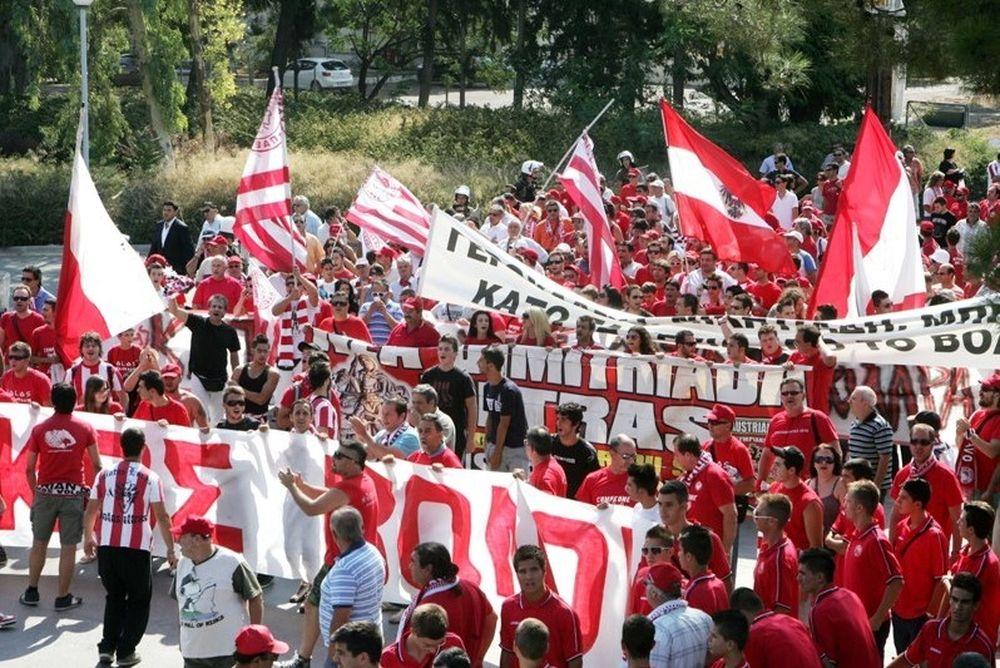 Athens Fans: «Εμείς κορόιδα δεν είμαστε»