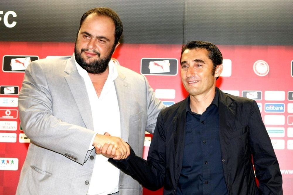 «Προπονητής για 10 χρόνια ο Βαλβέρδε»