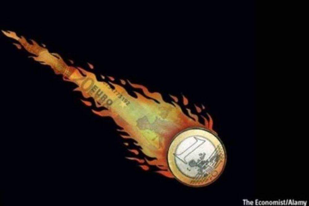 Economist: Το τέλος του ευρώ πλησιάζει