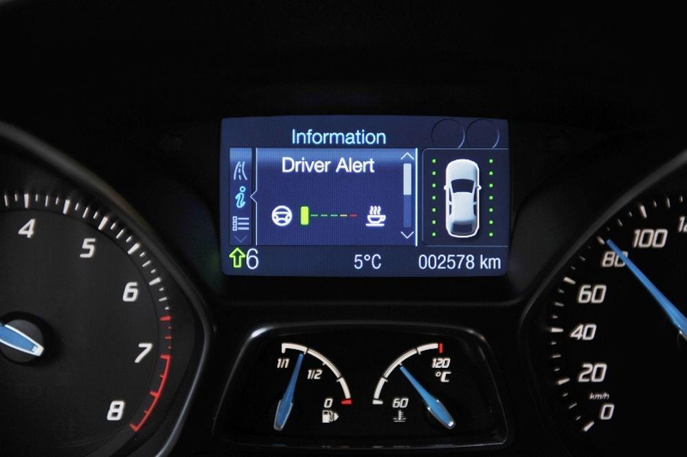 Η ασφάλεια στο Ford Focus