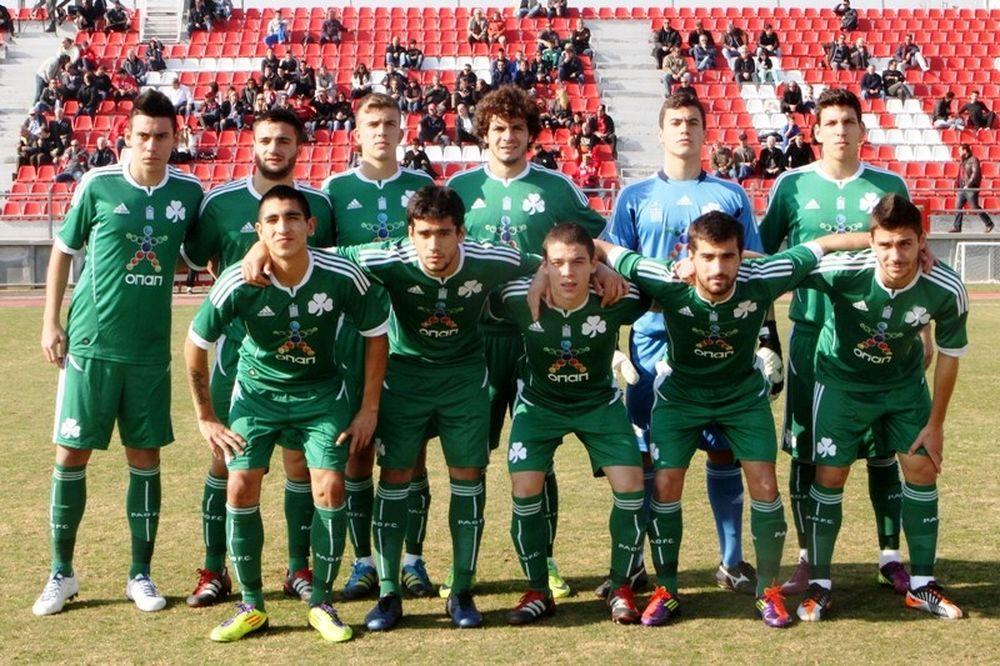 Παναθηναϊκός-ΟΦΗ 2-0 (Κ20)