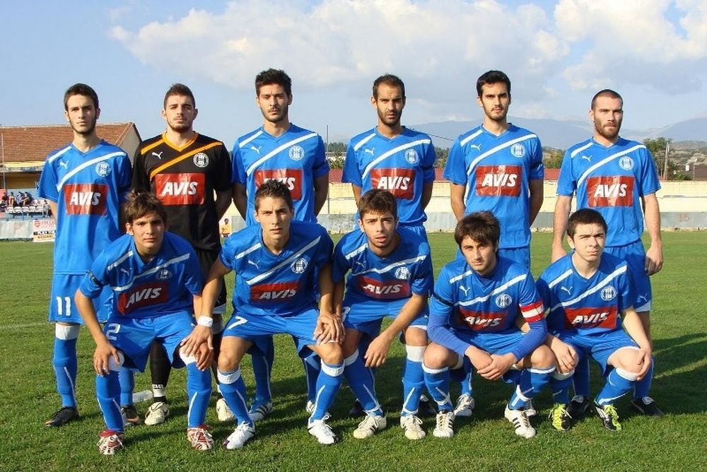 Ελασσόνα-Αμπελωνιακός 2-1