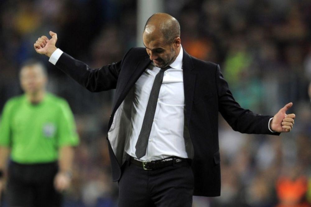 Γκουαρντιόλα: «Δεν κατηγορώ τους παίκτες μου»