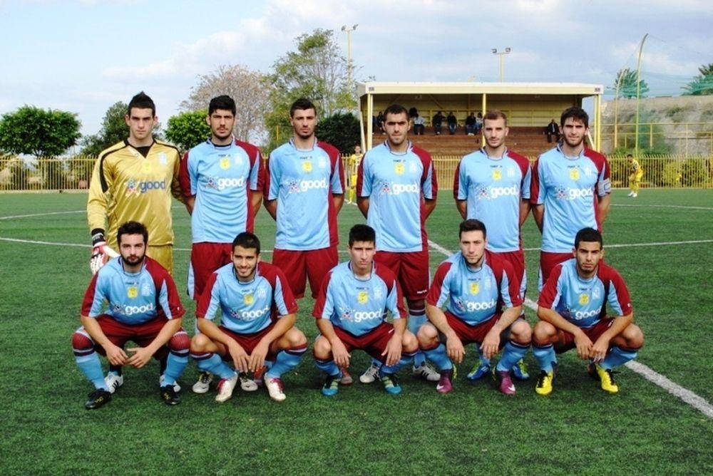 Εργοτέλης-ΠΑΣ Γιάννινα 0-0 (Κ20)