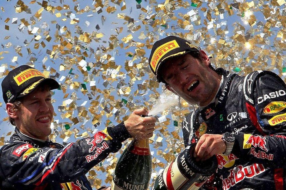 F1 Βραζιλία: Ο Βέμπερ στο τέλος